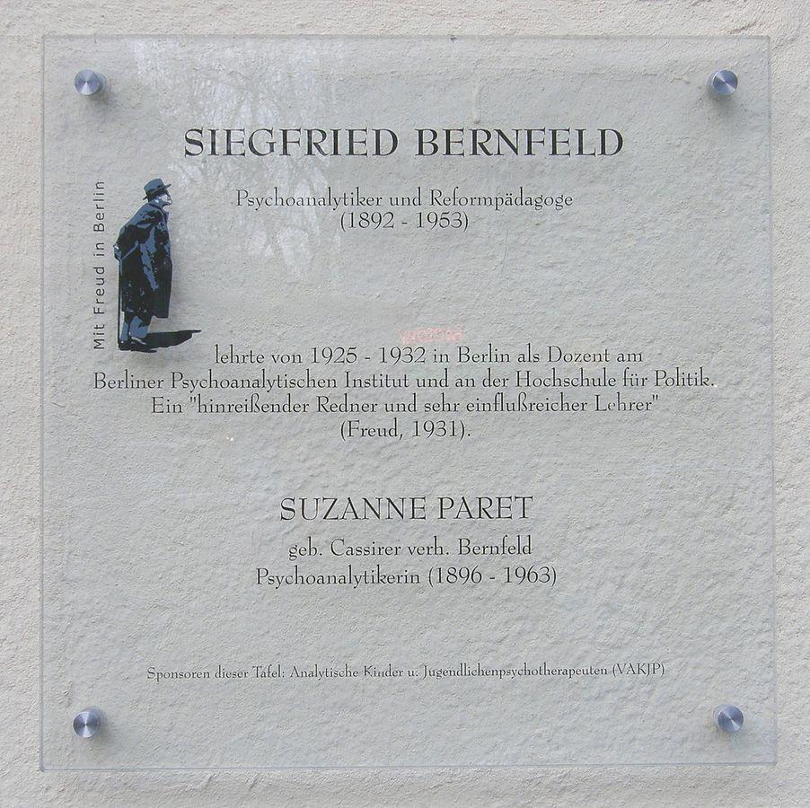 Siegfried Bernfeld
