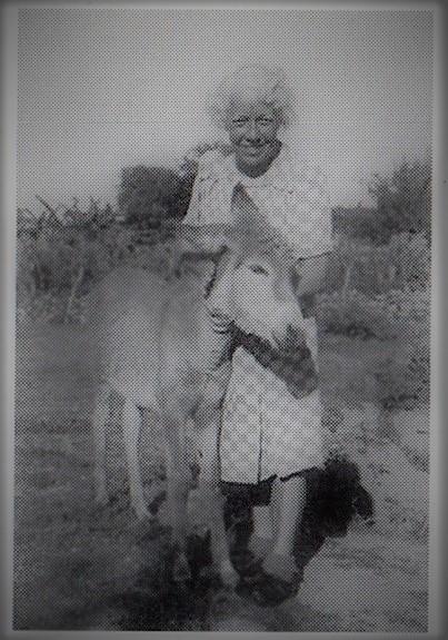5. Karen Horney, 1947 in Ajijic. Mexiko