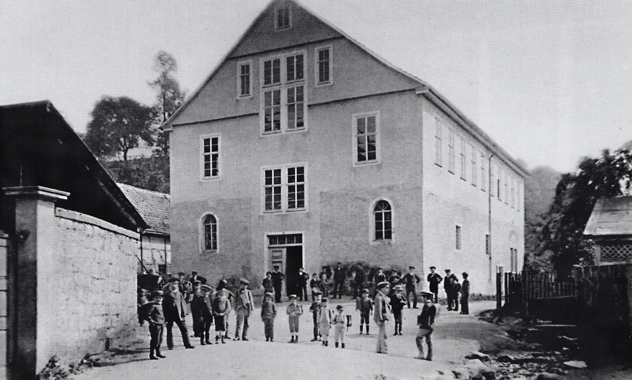 Knabenschule