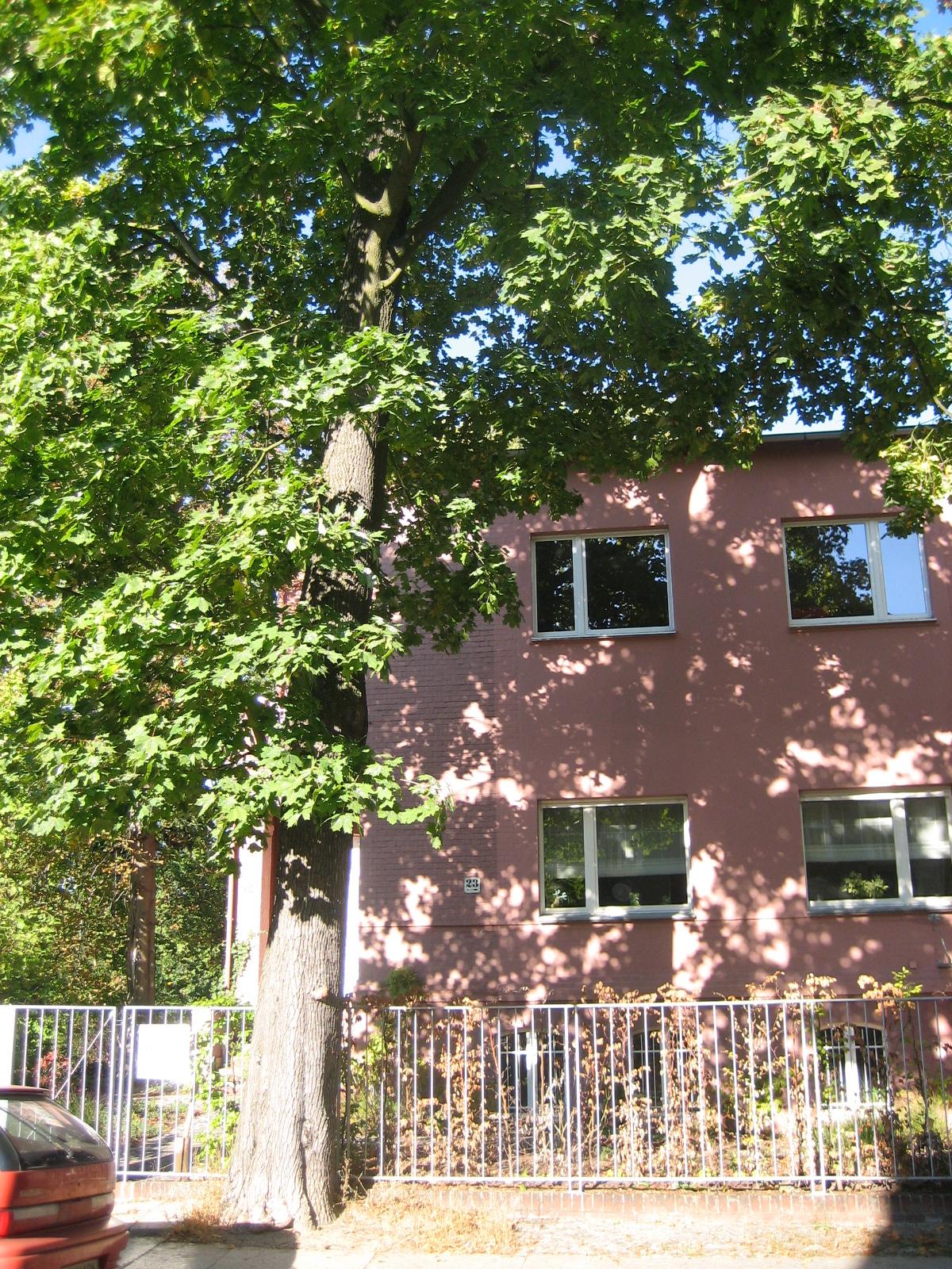 Berlin- Westend Eichenallee 23
