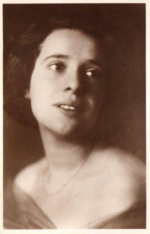 Ilse Goldner, Schauspielerin
