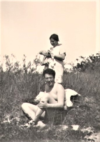 Otto Fenichel und Berta Bornstein