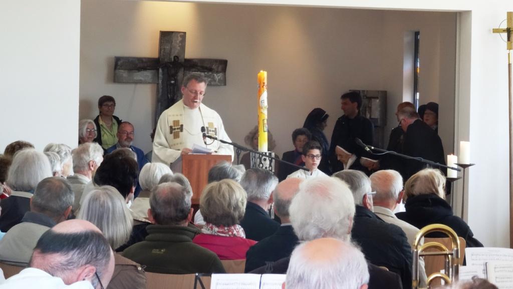 St. Maria Oppelsbohm an Christi Himmelfahrt 2016