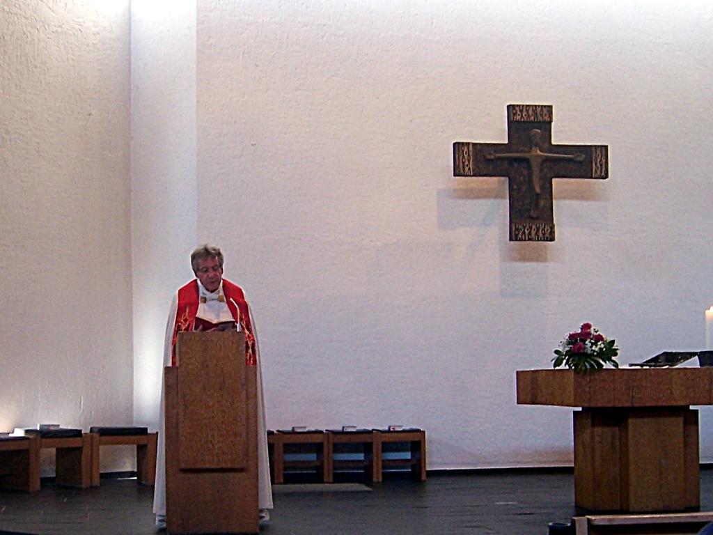 St. Jakobus, Leutenbach