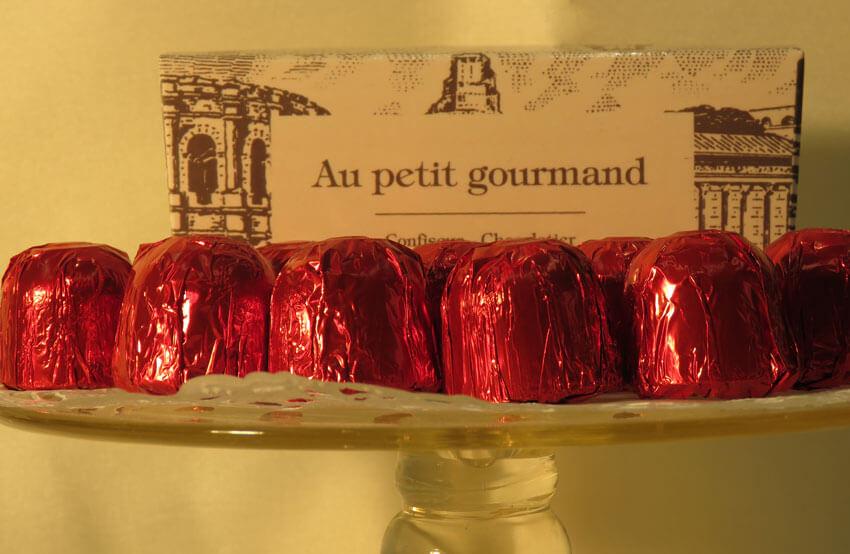 chocolat en boîte