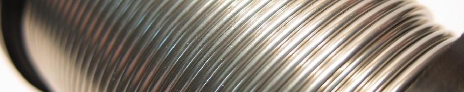 Handel von Weissmetall, Zinnlegierungen, Zinnblech, Zinnronden u.v.m.