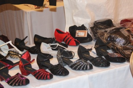 On peut assi acheter des chaussures de danse
