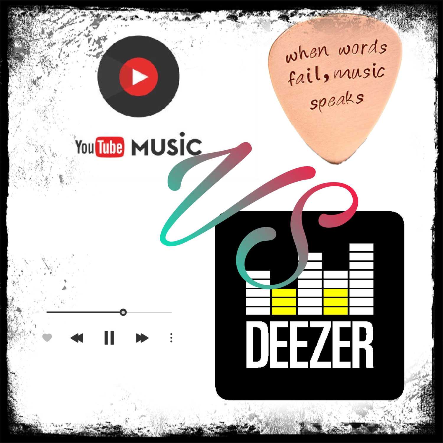 Deezer vs Youtube Music