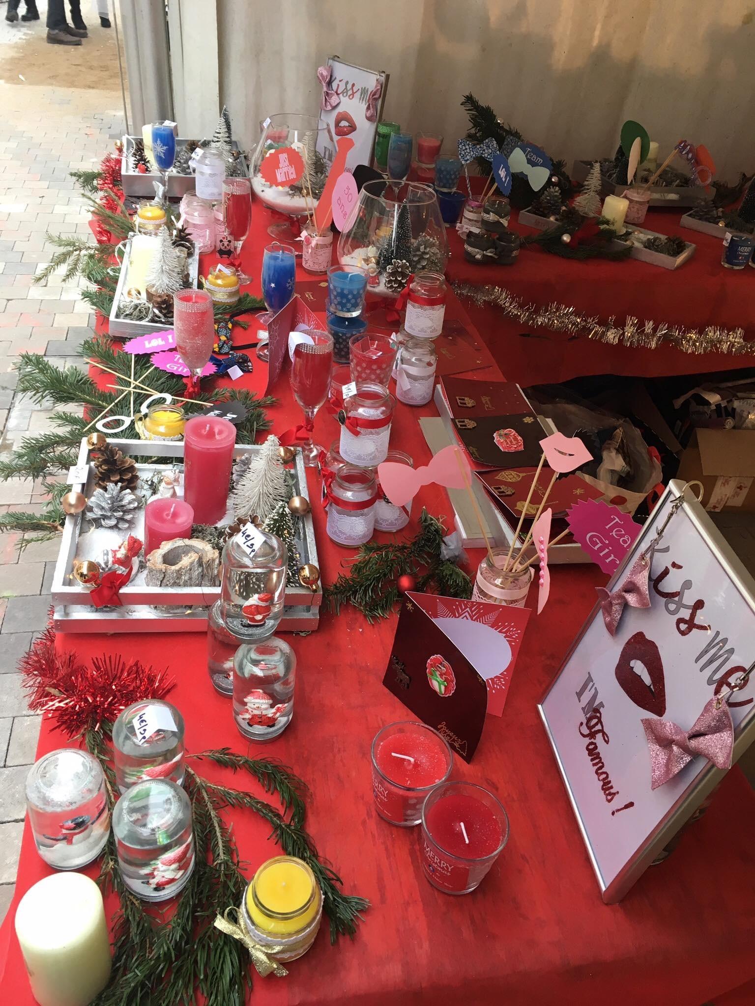 Marché de Noël 2016 à Gien