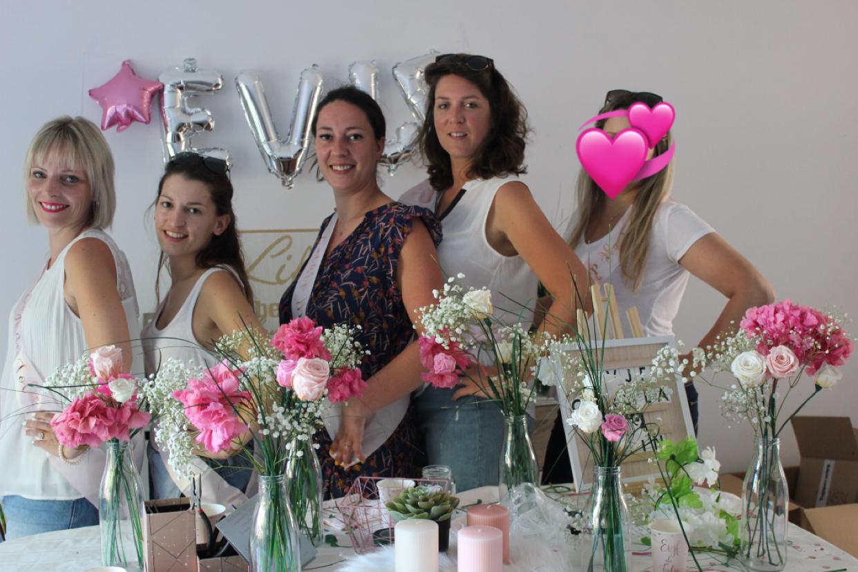 Atelier DIY Bouquets de mariage (fleurs stabilisées)