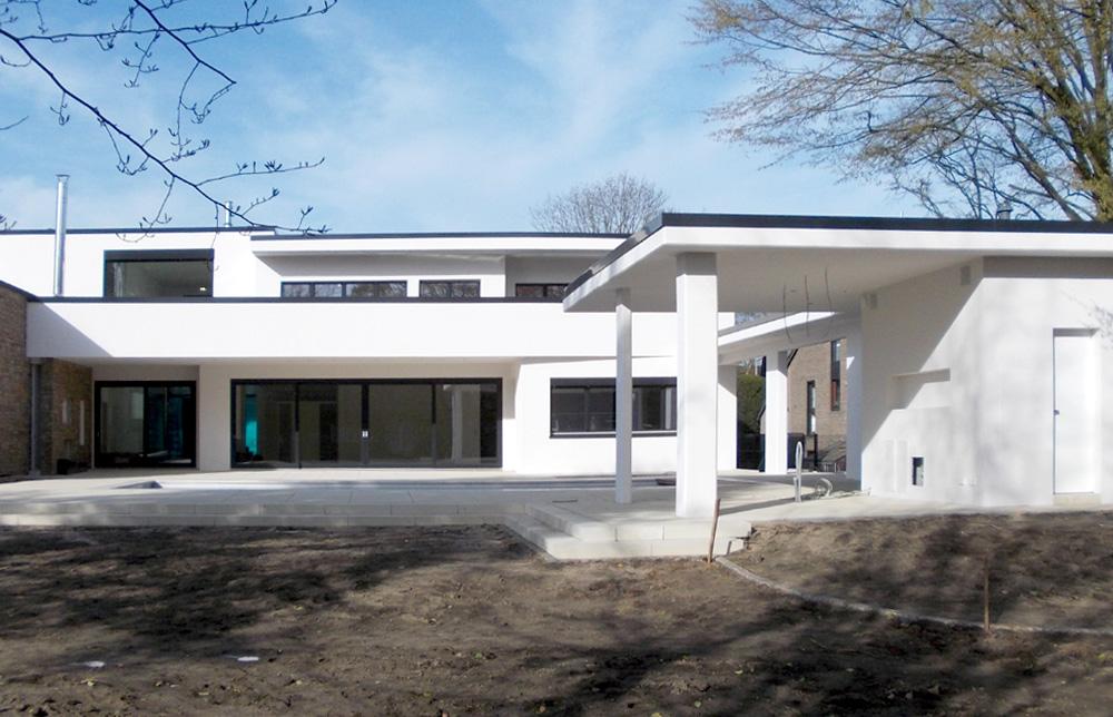 BV Krefeld / 001 - Massivbau  Rohbauerstellung