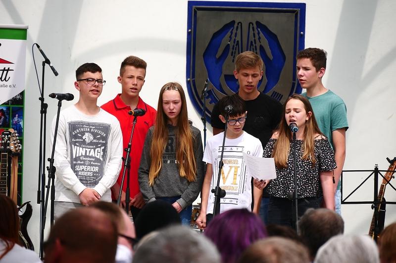 Musikschüler Oberschule Westerzgebirge