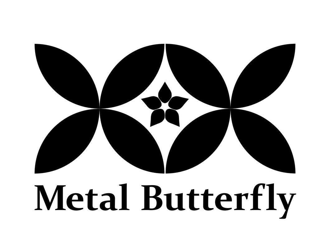 Metal Butterflyのブランドロゴに込めた想い