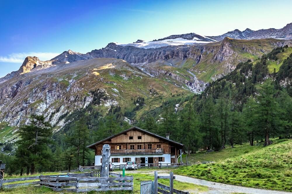 Dorfertal in Osttirol