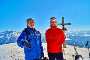 Schneeschuhtour Fellhorn