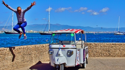 Cagliari Sehenswürdigkeiten an einem Tag