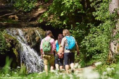 Wasserfall Franken