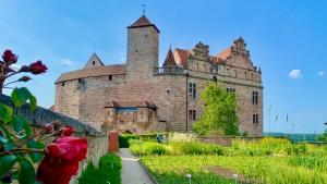 Wandern Burg Cadolzburg