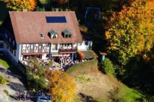 Windbeutel Cafe Hohensteiner Hof