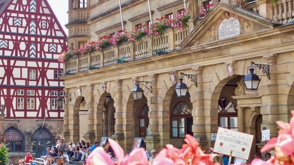 Rothenburg ob der Tauber Stadtführung