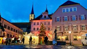 Weihnachtsmarkt Iphofen