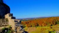Burg Hohenstein wandern