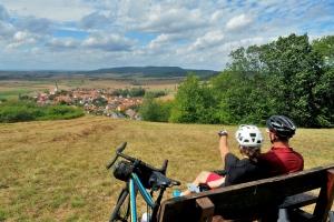 Radtour Haßberge
