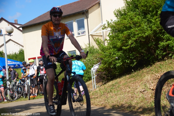 Mountainbiken - Outdoortag Plech 2018
