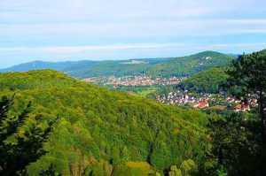Pommelsbrunn 1000 Höhenmeter