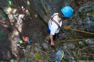 Abenteuerurlaub mit Kindern in Deutschland