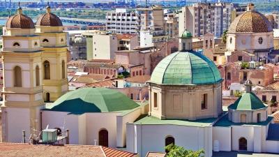 Sehenswürdigkeiten Cagliari