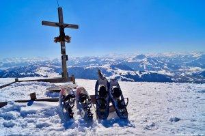 Schneeschutour Fellhorn