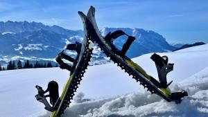 Schneeschuhwanderung Reit im. Winkl