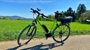 E-Bike Tour Moritzberg