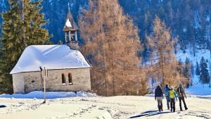 Reit im Winkl Premium Winterwanderweg Hemmersuppenalm