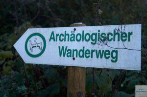 Archäologischer Wanderweg