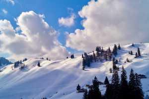 Schneeschuhwandern Kössen