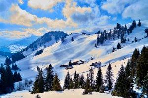 Schneeschuhtour Kössen