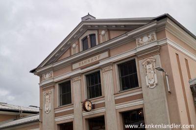 Bad Gastein Bahnhof