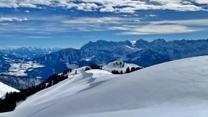Winterwanderung zur Wandberghütte