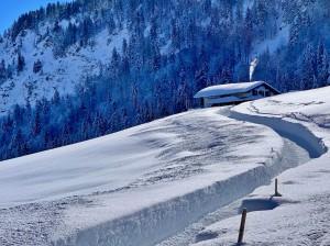 Schneeschuhwandern Ottenalm