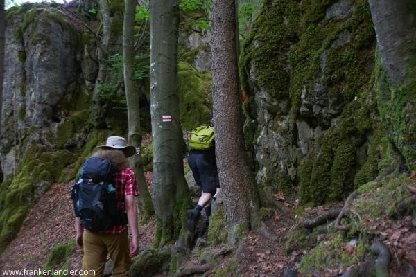 wandern am Eibgrat
