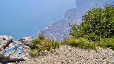 Wandern Gardasee
