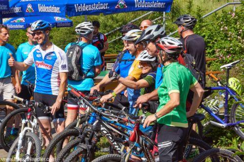 Mountainbike Touren fränkische Schweiz