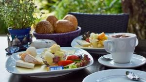 Leyk's Lotos Garten Frühstück