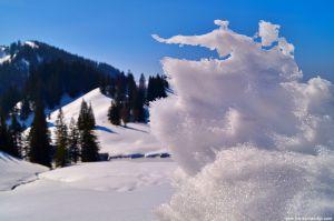 Schneeschuhtour Geigelstein