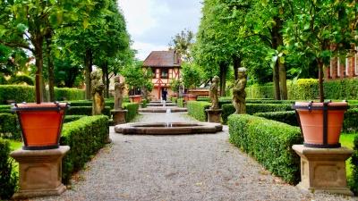 Nürnberg Hesperidengärten