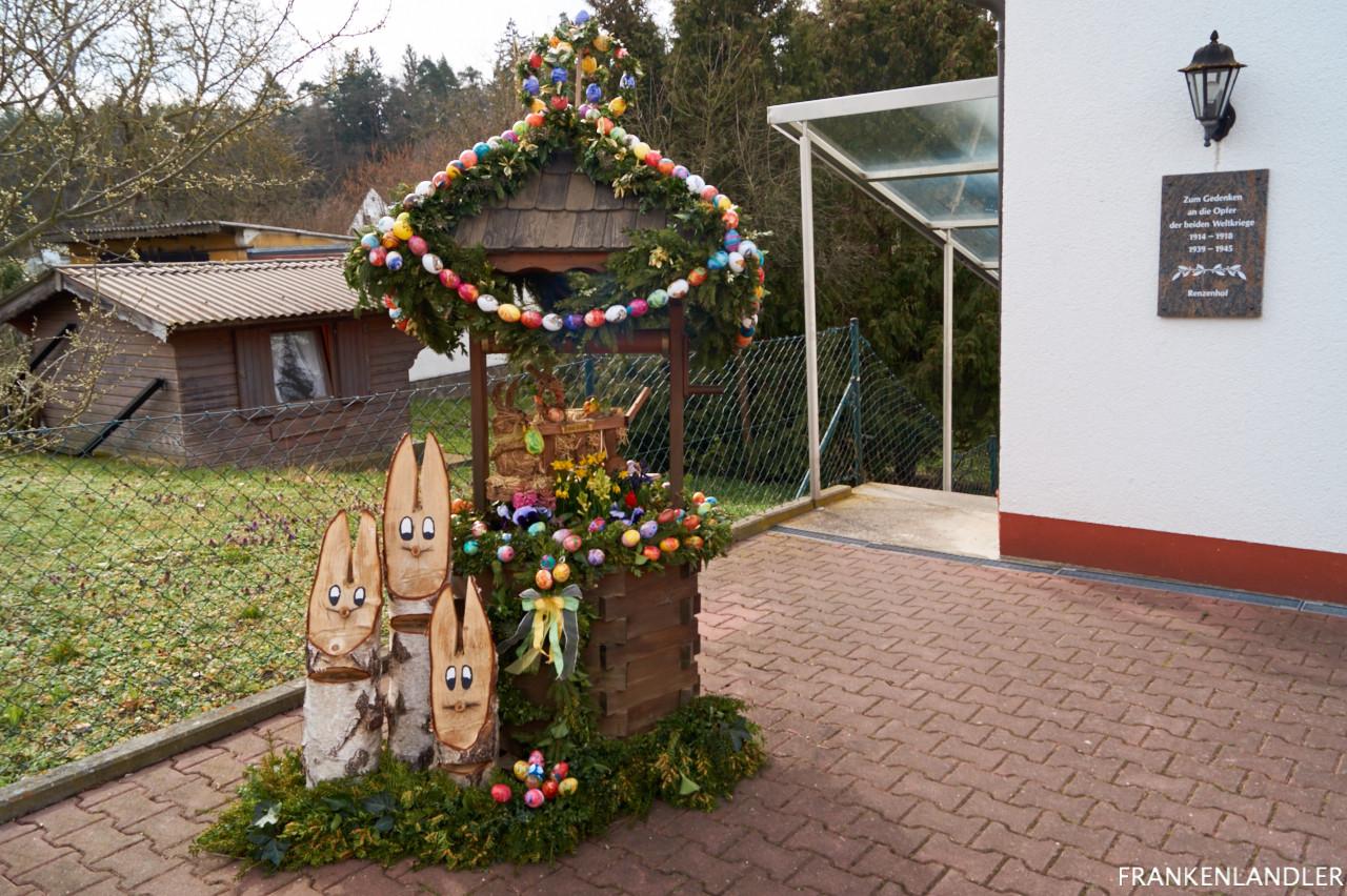 Osterbrunnen Renzenhof