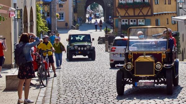 Rothenburg ob der Tauber Stadtrundfahrt