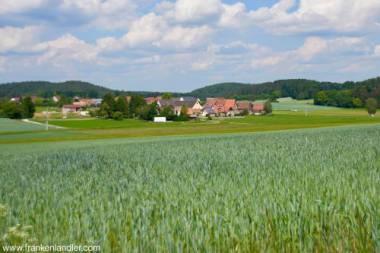Rundwanderung fränkische Schweiz